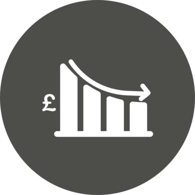 Activ Lower costs Icon